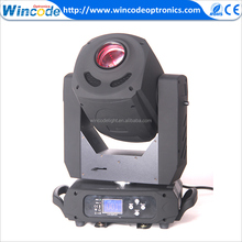 China professional DJ equipment 150W high output dmx512 led moving head stage light with high lumen