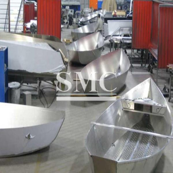 Aluminum Center Console Patrol Boats : Aluminum patrol boat aluminium with high