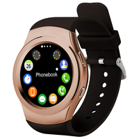OEM sendantary reminder mtk 2502 smart watch phone