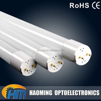 Light weight led lamp t8 tube