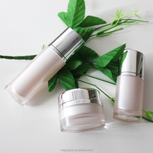 new style daycream jar cosmetic silver cream bottle 50ml