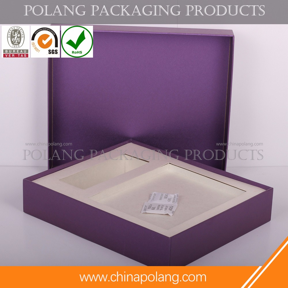 Custom decorative luxury color perfume box packaging OEM production paper box for perfume packaging