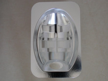 High reflective led outside lighting anodized aluminum covers