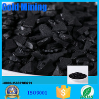 Manufactures supply Coconut shell activated carbon price for gold extraction