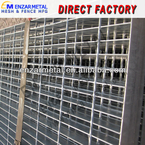 Galvanized Mezzanine Floors Grating