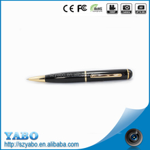 30 fps 1080P Mini DVR Portable Pen DVR Camera Pen With Separate audio recording function