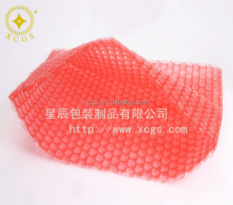 Alibaba esd packaging air bubble bags inflatable bubble bag with adhesive tape