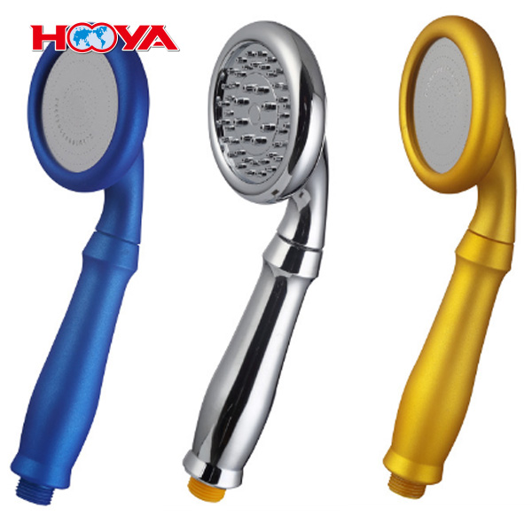 Hot sale healthy negative ion spa filtered plastic shower head