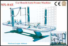 Automas Double Side Up and Down Hot Sale Auto Body Frame Machine with CE/ Car Bench/Body Repair Equipment with three posts