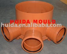 PVC fitting mould inspection chamber