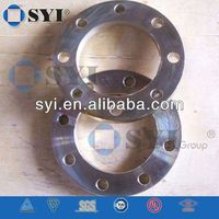 600# En Carbon Steel 1092 1 Weld Neck Flanges of SYI Group