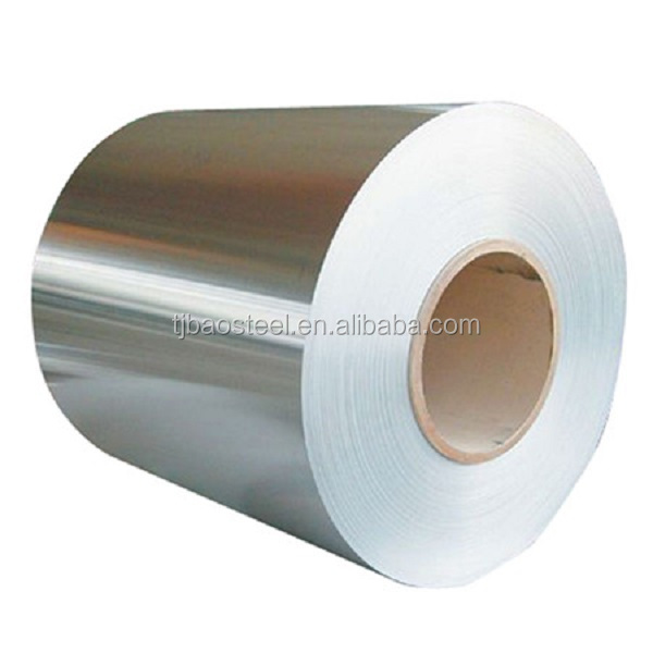 TISCO 304 2B stainless steel coil