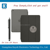 [kayoh] phone cover with stand Cell Phone Case fit for ipad air 2 pu leather case
