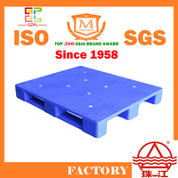 China direct factory! Plastic pallets wholesale! standard euro size very popular in Philippines