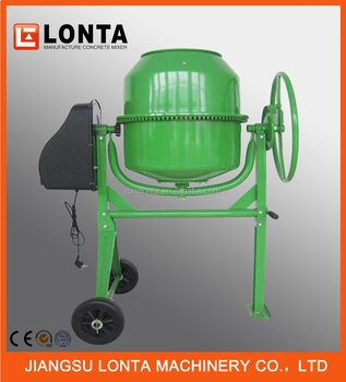 Manufacture Hot Sale Mobile Concrete Mixer