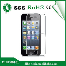 New Designed tempered glass screen protector for iphone 4 4s LCD screen protector OEM/ODM