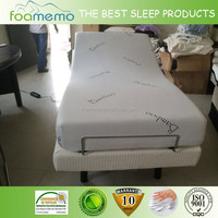 Latest hot sale OKIN Motor Electric Adjustable bed
