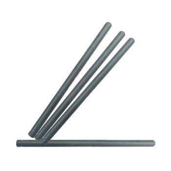 Kinds Of Standardized Dimension Of 99% Pure Silicon Nitride Thermocouple Protection Tube