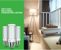 led corn bulb light using at home and office IP44 12W E27 led corn light smd5730