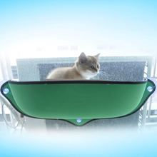 Removable Anti-Dirty Sunbathing Sunny Seat Window-mounted Hammock Pet Cat Window Bed For Cat