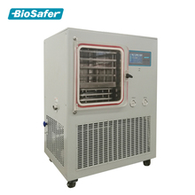 Biosafer-50A Silicon oil heating freeze dryer lyophilizer for food pharmaceutical industry