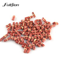70pcs/bag Smell Grass Carp Baits Fishing Baits Fishing Lures Red Worm