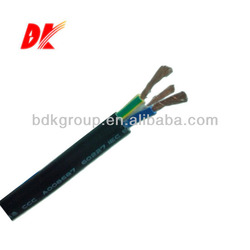 0.75mm2 flexible cable,3 core 4mm flexible cable,6 core flexible cable