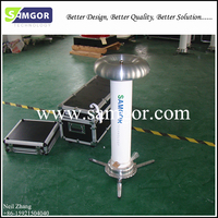 Power frequency AC test Capacitor bank testing transformer from Samgor