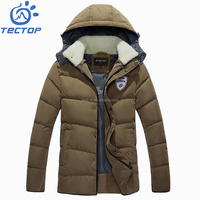 Sports Apparel Manufacturers Winters Down Coat Men Duck Down Jacket For Keeping Warm