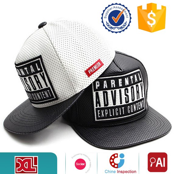 Wholesale high quality 100% acrylic 6 panel 3d embroidery logo snapback hat