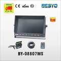 Car/Truck HD 7 inch TFT Monitor with CCD Camera System BY-C08807MS