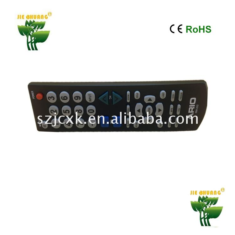 Factory sale 2017 new products 3 in 1 tv remote control Best price high quality