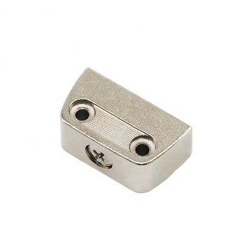 TOPCENT furniture cabinet metal joint angle wood corner eccentric minifix connector