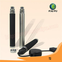 Shenzhen electronic cigarette factory eGo T best battery with micro usb
