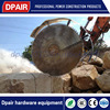 Excavator Cutting Rock With Top Quality