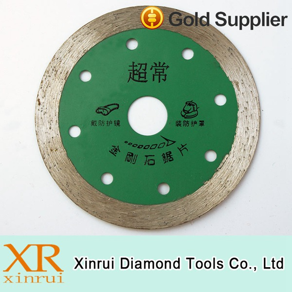 4 Inch 3 Colors ceramic tile saw blade diamond cutting disc for marble and granite