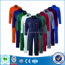 100% cotton offshore coverall for oil and gas industry