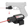 20-0048 Red laser Sight for Handgun Gun Rifle Pistol Weaver Mount Rail with Wrenches