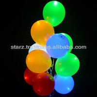 12 inch Bright LED Balloons