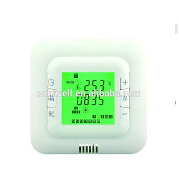 New mode programmable security energy-saving thermostat
