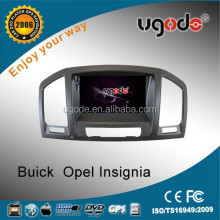 ugode Car Audio for Opel Insignia opel astra with DVD GPS navigation radio bluetooth