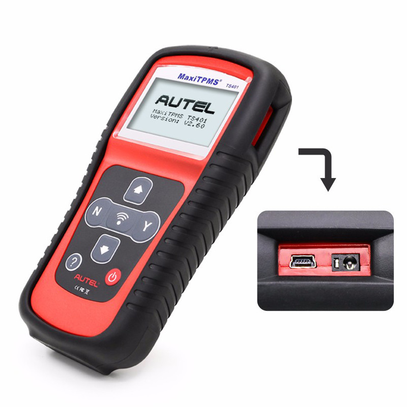 Affordable AUTEL MaxiTPMS TS401 TPMS Diagnosis Tool FREE software Update