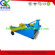 Walking tractor drived high-power potato harvester
