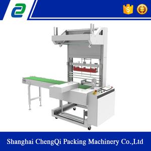 Sealing Shrink Wrapping Machine for Medicine Bottle