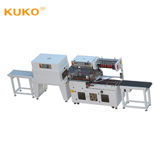 Heat Fully-auto L Sealing & Shrink Packing Machine For Pipe Fitting