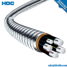 600V XLPE Insulated PVC Sheathed Aluminum Alloy Power Cable TC90 ACWU 90 Cable