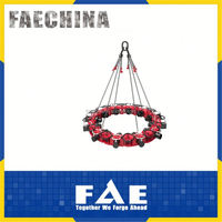 concrete cutting machine FAPB-500 hydraulic concrete pile head breaker