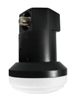 universal single output ku band lnb with high gain and low price from professional Chinese manufacture