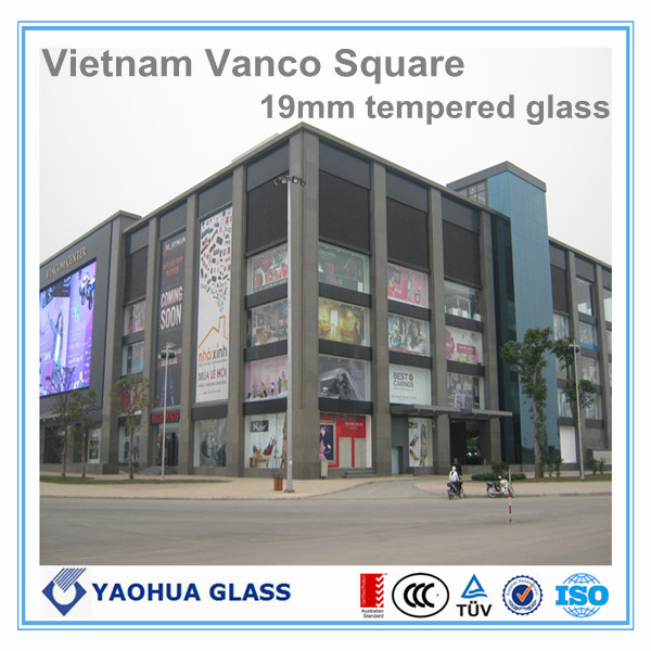 Low-E Insulation glass for window