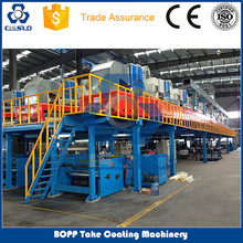 BOPP Package Tape Coating Production Line